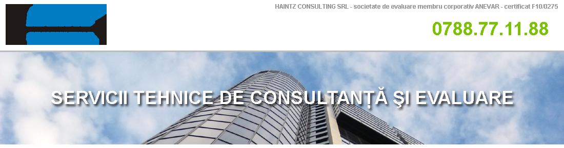 Haintz Consulting – Evaluatori – Experti Evaluatori Anevar